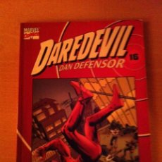 Cómics: DAREDEVIL (DAN DEFENSOR): COLECCIONABLE SEMANAL Nº 16. Lote 109117299
