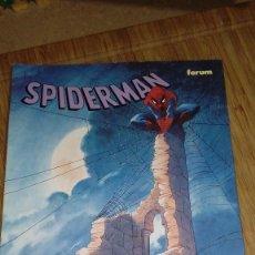 Cómics: SPIDERMAN NOVELA GRÁFICA Nº 11 ESPÍRITUS DE LA TIERRA FORUM. Lote 193830512