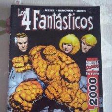 Cómics: FORUM - 4 FANTASTICOS ANUAL 2000. Lote 109175759