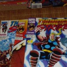 Cómics: THUNDER STRIKE Nº 1-2-4. Lote 109185151