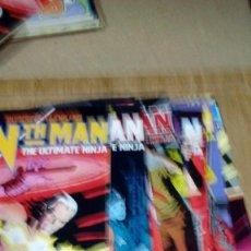 Cómics: NTH MAN LOTE Nª1-2-3-4-5-6-7-9-11. Lote 109187283