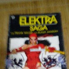 Cómics: LA SAGA DE ELEKTRA PRESTGE Nº 4. Lote 109189203