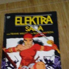 Cómics: LA SAGA DE ELEKTRA PRESTGE Nº 5. Lote 109189367