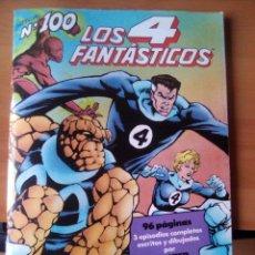 Cómics: 4 FANTASTICOS 100 FORUM. Lote 109235851
