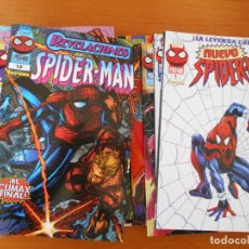 Cómics: NUEVO SPIDERMAN - VOLUMEN 3 - COMPLETA - NUMEROS 1 A 12 - MARVEL - FORUM (8A). Lote 109278163