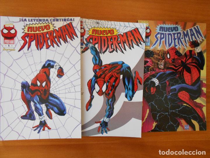 Cómics: NUEVO SPIDERMAN - VOLUMEN 3 - COMPLETA - NUMEROS 1 A 12 - MARVEL - FORUM (8A) - Foto 2 - 109278163