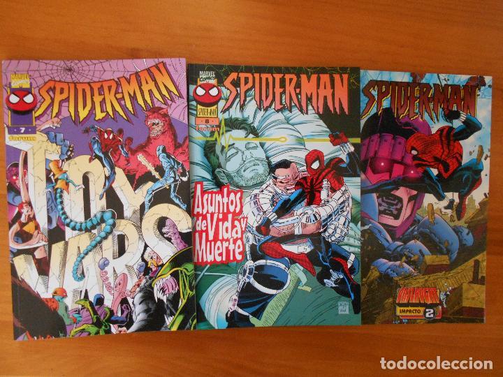 Cómics: NUEVO SPIDERMAN - VOLUMEN 3 - COMPLETA - NUMEROS 1 A 12 - MARVEL - FORUM (8A) - Foto 4 - 109278163