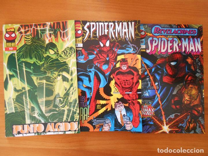 Cómics: NUEVO SPIDERMAN - VOLUMEN 3 - COMPLETA - NUMEROS 1 A 12 - MARVEL - FORUM (8A) - Foto 5 - 109278163