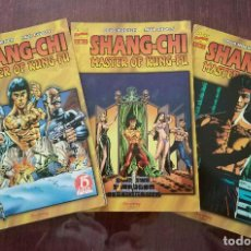 Cómics: SHANG-CHI, MASTER OF KUNG-FU (COMPLETA) - MOENCH Y GULACY (FORUM 1998). Lote 109288039