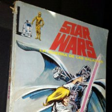 Cómics: STAR WARS LA GUERRA DE LAS GALAXIAS 180 PÁGINAS NR 1INEA 83. Lote 109341206