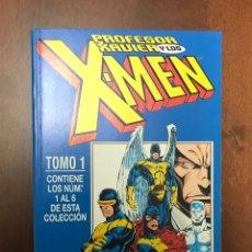 Cómics: PROFESOR XAVIER Y LOS X-MEN TOMO 1 - Nº 1 A 6 - RETAPADO - FORUM. Lote 109380411