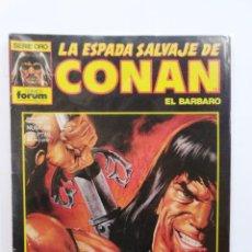 Cómics: LA ESPADA SALVAJE DE CONAN 1ª EDICIÓN SERIE ORO NÚM 68. EL OTOÑO DE LA HECHICERA. 1987. Lote 109456059