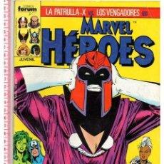 Cómics: D50 PATRUYA X Y LOS VENGADORES Nº 8 AÑO 1987 EDITORIAL PLANETA COMIS FORUM. Lote 109456735