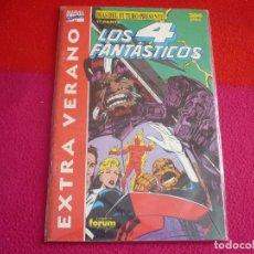 Cómics: LOS 4 FANTASTICOS EXTRA VERANO 1991 DIAS DEL FUTURO PRESENTE 1 MARVEL FORUM. Lote 109461183