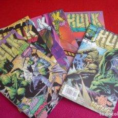 Cómics: HULK VOL. 4 NºS 1, 2, 3, 4, 5 Y 6 ( JOHN BYRNE RON GARNEY ) ¡MUY BUEN ESTADO! MARVEL FORUM. Lote 109461971