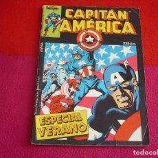 Cómics: CAPITAN AMERICA ESPECIAL VERANO 1987 ( DEMATTEIS ) MARVEL FORUM. Lote 109462179
