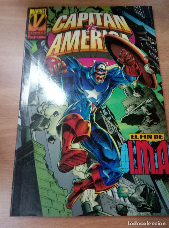 CAPITAN AMERICA: EL FIN DE IMA 1 (FORUM) (Tebeos y Comics - Forum - Capitán América)