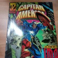 Cómics: CAPITAN AMERICA: EL FIN DE IMA 1 (FORUM). Lote 109492487