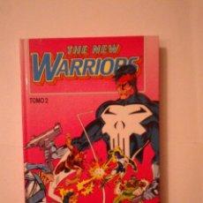 Cómics: THE NEW WARRIORS - TOMO NUMERO 2 - FORUM - MUY BUEN ESTADO CJ 78 - GORBAUD. Lote 109497219
