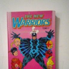 Cómics: THE NEW WARRIORS - TOMO NUMERO 1 - FORUM - MUY BUEN ESTADO CJ 78 - GORBAUD . Lote 109497275