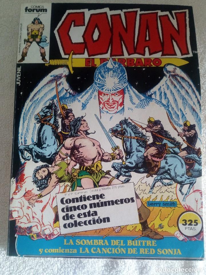CONAN COLECCION,76-80 (Tebeos y Comics - Forum - Conan)