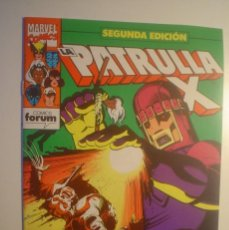 Cómics: PATRULLA X Nº 5 (SEGUNDA EDICIÓN). Lote 109577887