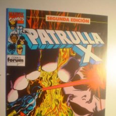 Cómics: PATRULLA X Nº 6 (SEGUNDA EDICIÓN). Lote 109578499