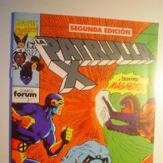 Cómics: PATRULLA X Nº 10 (SEGUNDA EDICIÓN). Lote 109579571