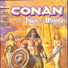 Cómics: CONAN Y LAS HIJAS DE MIDORA. 2007 PLANETA. DARK HORSE. Lote 109583375