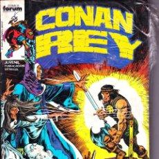 Cómics: CONAN REY 1. Lote 109584979