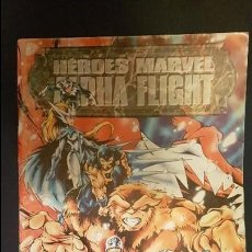 Cómics: HEROES MARVEL: ALPHA FLIGHT - FORUM. Lote 145227485