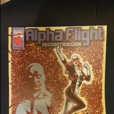 Cómics: ALPHA FLIGHT: RECONSTRUCCIÓN - FORUM. Lote 109748887