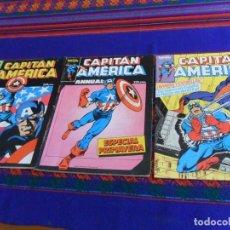 Cómics: FORUM VOL. 1 CAPITÁN AMÉRICA Nº 1, ESPECIAL PRIMAVERA 1987 Y VERANO 1987. BUEN ESTADO.. Lote 109800535