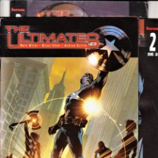 Cómics: THE ULTIMATES VOL.1 DE MILLAR Y HITCH. COLECCIÓN COMPLETA (3 Nº'S) FORUM, 2003.. Lote 109926975