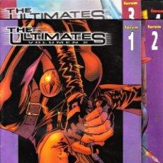 Cómics: THE ULTIMATES VOL.2 DE MILLAR Y HITCH. COLECCIÓN COMPLETA (4 Nº'S) FORUM, 2004.. Lote 109928435