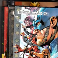 Cómics: THE ULTIMATES 2 DE MILLAR Y HITCH. COLECCIÓN COMPLETA (9 Nº'S) PANINI, 2006-07.. Lote 109930695