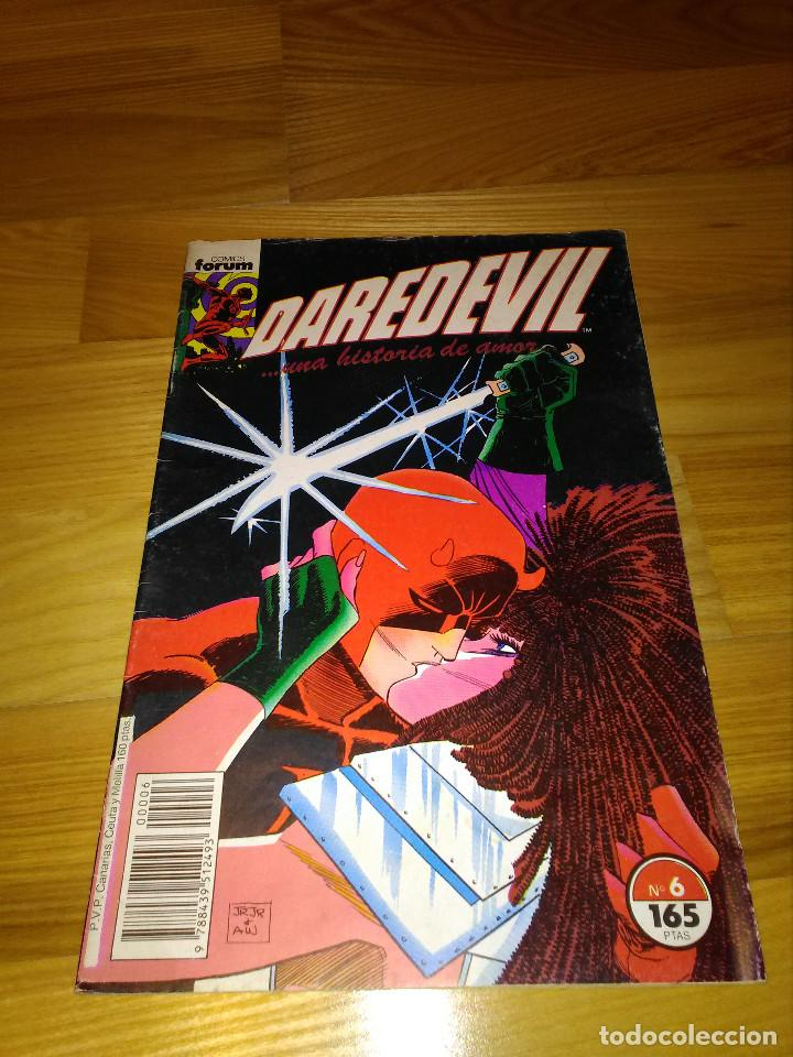 COMIC FORUM DAREDEVIL Nº 6 (Tebeos y Comics - Forum - Daredevil)
