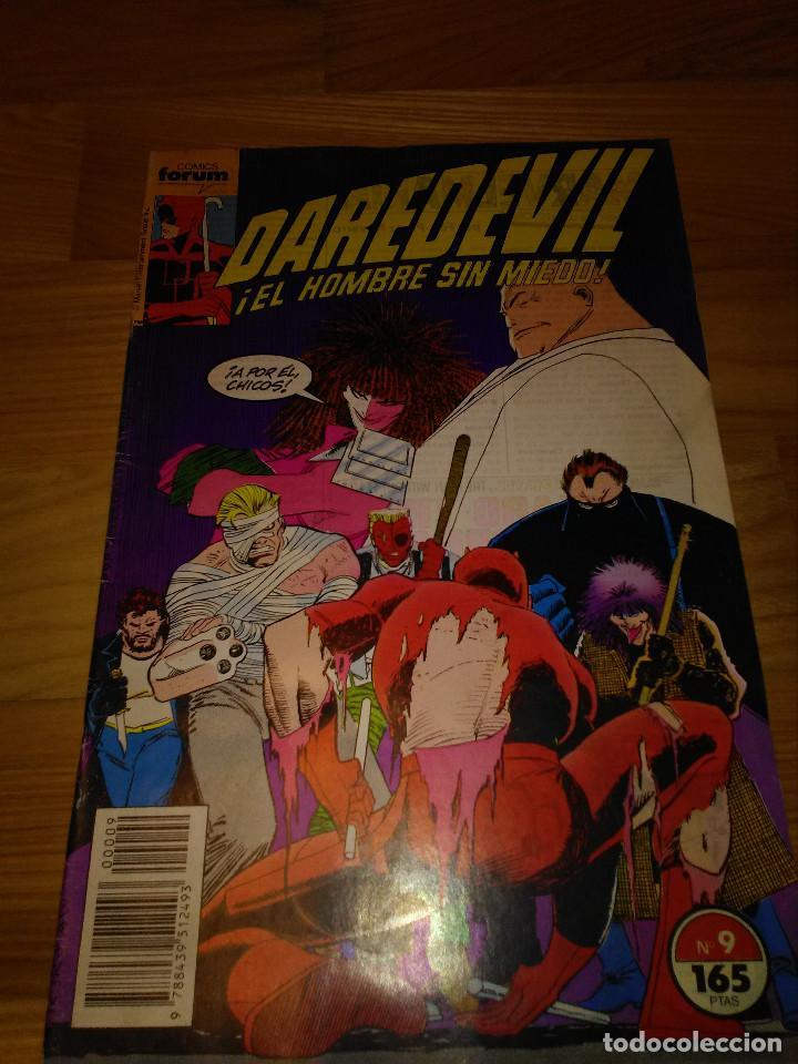 COMIC FORUM DAREDEVIL Nº 9 (Tebeos y Comics - Forum - Daredevil)