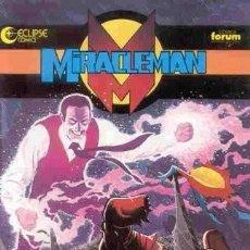 Cómics: MIRACLEMAN Nº 2 (COMICS FORUM) ALAN MOORE. Lote 110017875