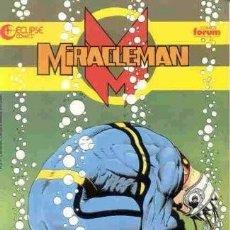Cómics: MIRACLEMAN Nº 5 (COMICS FORUM) ALAN MOORE. Lote 110017939