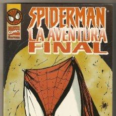 Cómics: SPIDERMAN: LA AVENTURA FINAL FORUM 1995 . Lote 110026811