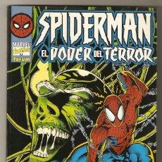 Cómics: SPIDERMAN - EL PODER DEL TERROR - FORUM 1995. Lote 110029415