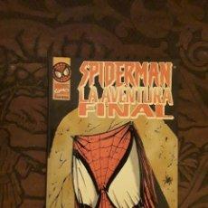 Cómics: SPIDERMAN-LA AVENTURA FINAL-FORUM-1996. Lote 110052987