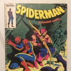 Cómics: COMIC FORUM SPIDERMAN EL HOMBRE ARAÑA Nº 21.. Lote 115745098