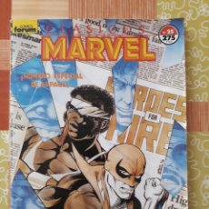 Comics: CLÁSICOS MARVEL N°25 ( FORUM ). Lote 110208403