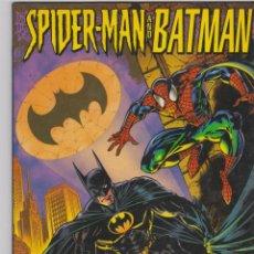 Cómics: PRESTIGIOS VOL. 3 -- Nº 5 SPIDER-MAN& BATMAN + PRESTIGIO DC BATMAN & SPIDER-MAN. Lote 110253339