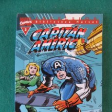 Cómics: CAPITAN AMERICA Nº 2 BIBLIOTECA MARVEL COMICS FORUM. Lote 110307591