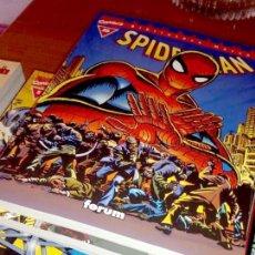 Cómics: SPIDERMAN BIBLIOTECA MARVEL FORUM. Lote 110383627