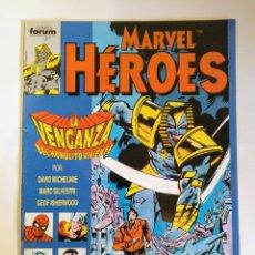 Cómics: COMICS FORUM MARVEL HÉROES N°49. Lote 110435448