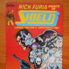 Comics: NICK FURIA AGENTE DE SHIELD - Nº 6 - MARVEL - FORUM (8W). Lote 110529103